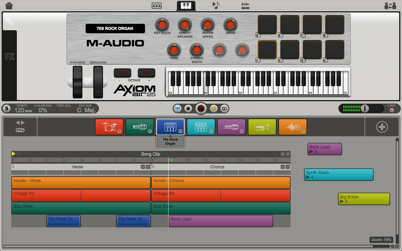 Download M-audio Prokeys 88 Drivers For Mac